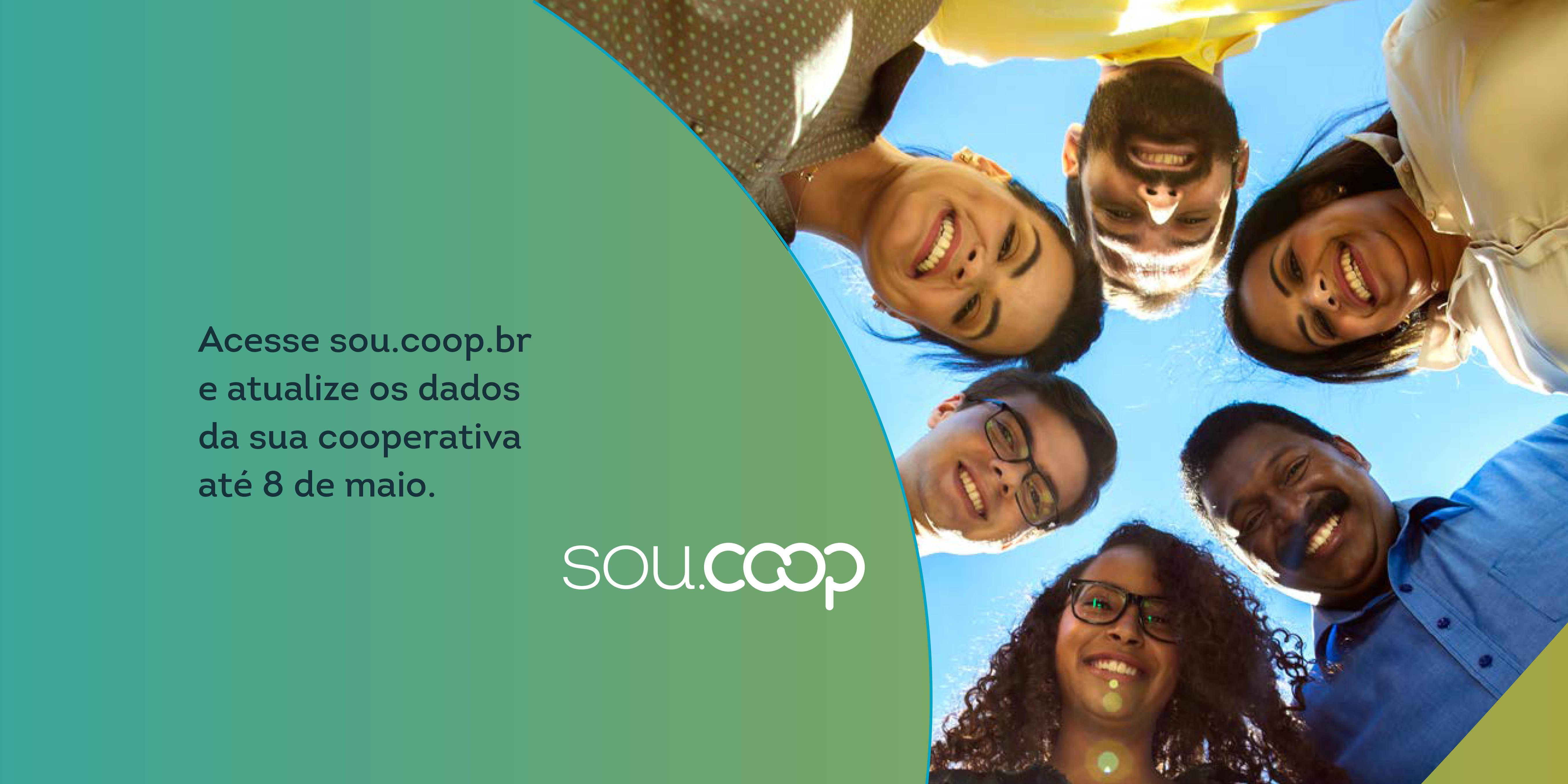 Faça parte de um cooperativismo mais forte!