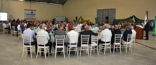 Camnpal inaugura agroindústria em Faxinal do Soturno