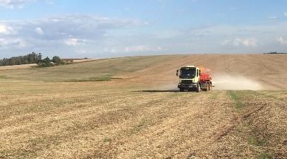 Agricultura de precisão da Cotriel ultrapassa os 49 mil hectares