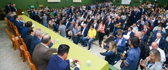 Ministra da Agricultura e governador do Estado participam da abertura da Expodireto