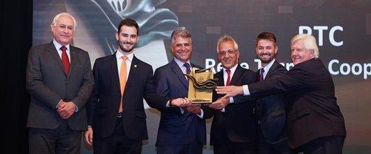 Expodireto Cotrijal premiou destaques em noite de festa