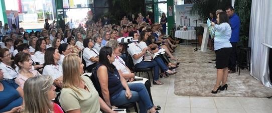 Workshop reúne mais de 200 mulheres na Expodireto