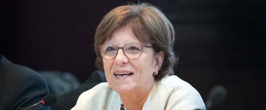 Mensagem de Graciela Fernández Quintas, Presidente da Cooperativas das Américas