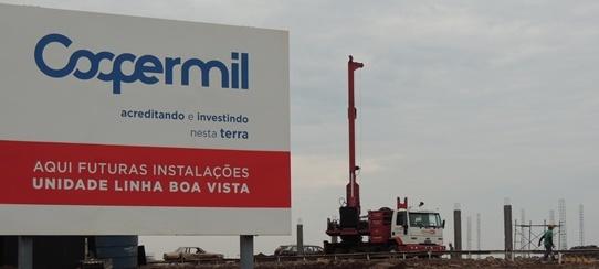 Coopermil produzirá sua própria energia elétrica e anuncia investimentos