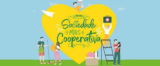 """Cotrisal lança Campanha """"Por uma sociedade mais cooperativa"""""""