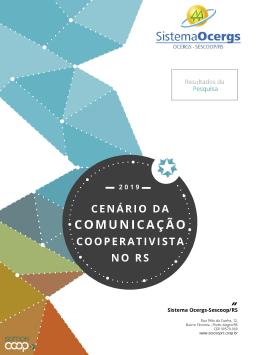 Cenário da Comunicação Cooperativista no RS