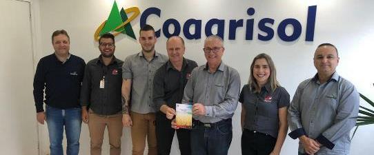 Cooperados da Coagrisol agora podem contratar seguro agrícola para lavouras de trigo
