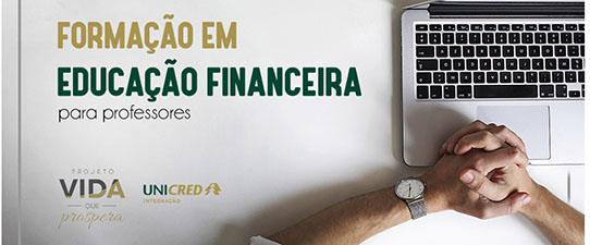 Unicred Integração oferece formação em Educação Financeira