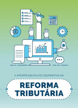 Folder Cooperativas na Reforma Tributária