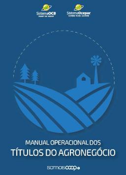 Manual Operacional dos Títulos do Agronegócio
