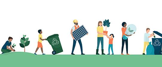 Coops são alternativas para viabilizar Política de Resíduos Sólidos