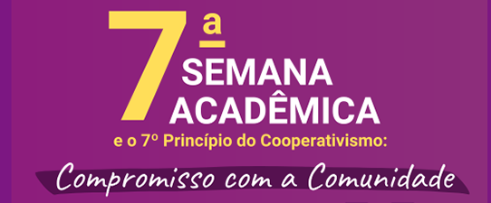 Escoop realiza 7ª Semana Acadêmica