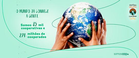 Coops de Crédito celebram Dia Internacional