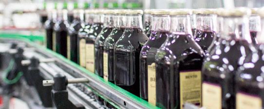 Vinícola Aurora aumenta em 87% exportações de suco de uva