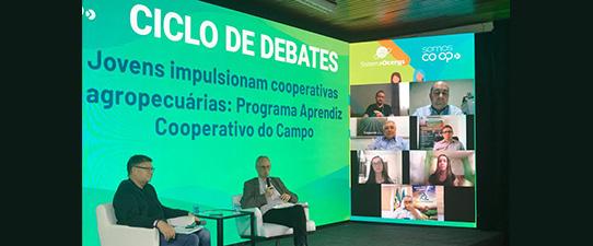 Programa Aprendiz Cooperativo do Campo é debatido na Expointer 2020