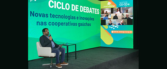 Ciclo de Debates na Expointer encerra com o tema inovação e tecnologia