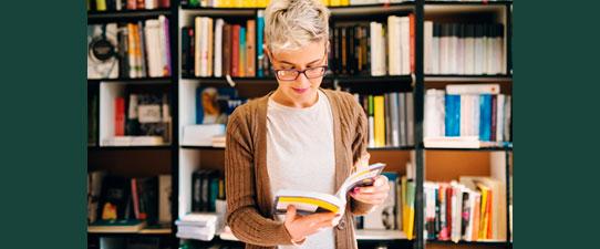 Sescoop/RS divulga processo seletivo para atuação na área de Biblioteconomia