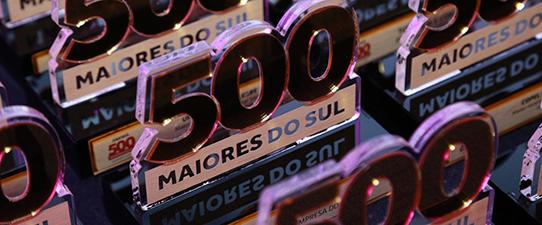 500 Maiores do Sul tem 16 cooperativas na lista