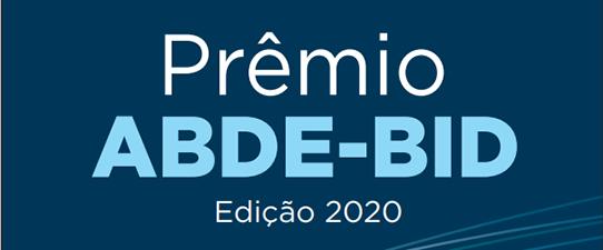 Colaboradores do Sescoop/RS  vencem Prêmio ABDE-BID 2020