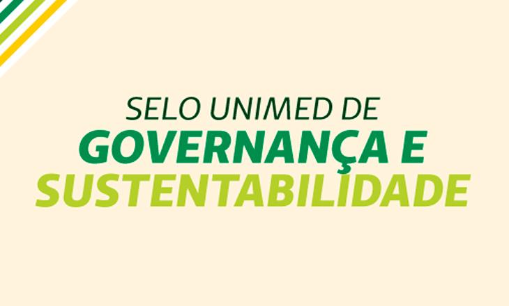 Unimed Gaúchas conquistam Selo de Governança