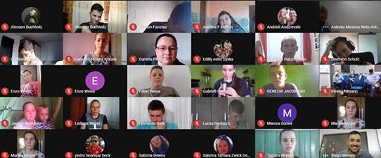 Programa Jovem Aprendiz do Campo da Coopermil realiza atividade virtual