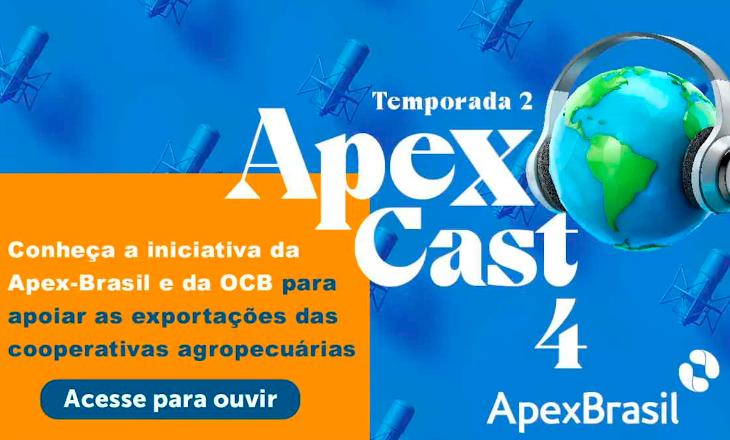 ApexCast apresenta projeto de apoio às exportações de coops