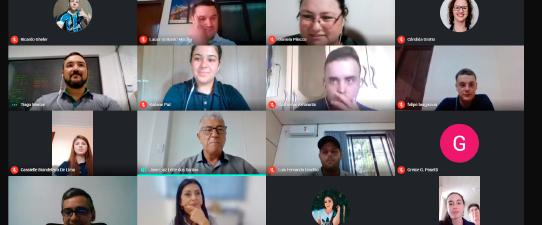 Alunos do programa Aprendiz Cooperativo do Campo da Coagrisol participam de formatura online