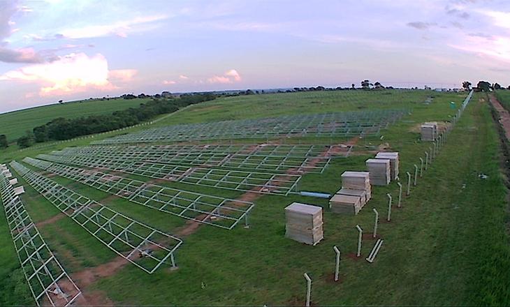Creral constrói usinas solares no Rio Grande do Sul e em São Paulo