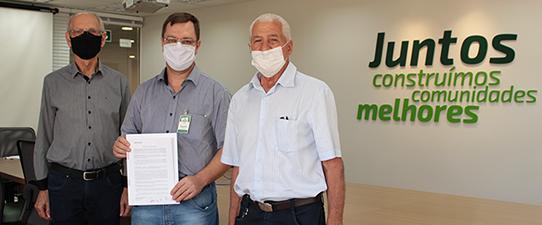 Sicredi das Culturas RS/MG realiza doações a hospitais da região