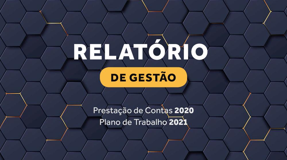 Prestação de Contas 2020 – Plano de Trabalho 2021