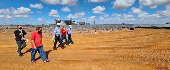 Creral construirá nova usina solar