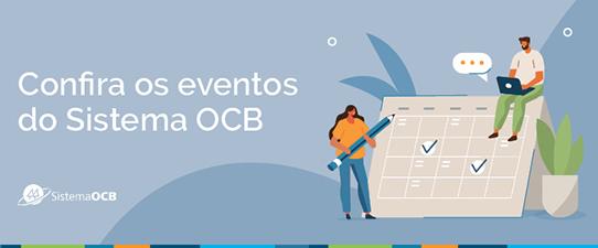 OCB lança página de eventos institucionais