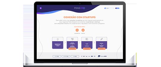 Vem aí o programa InovaCoop Conexão com Startups