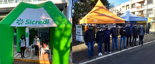 Núcleo de Cooperativismo do Alto Uruguai organiza ações para lembrar o Dia C