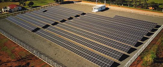 Sicredi fomenta a geração de energia solar no RS