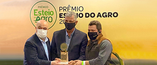 Dália Alimentos reconhecida com o Prêmio Esteio do Agro 2021