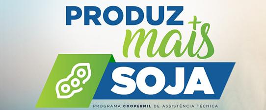 Coopermil lança Concurso de Produtividade do Programa Produz Mais Soja
